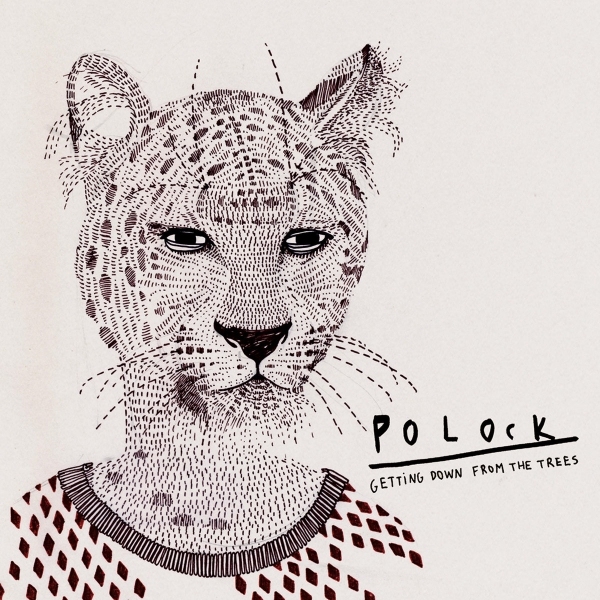 Polock Getting Down From the Trees cover art