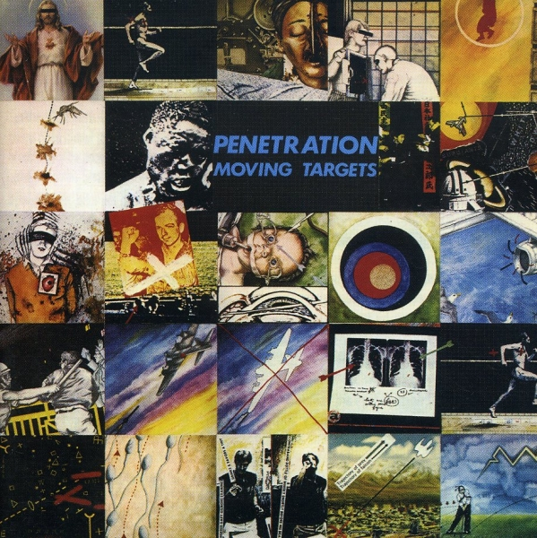Penetration Moving Targets cover art