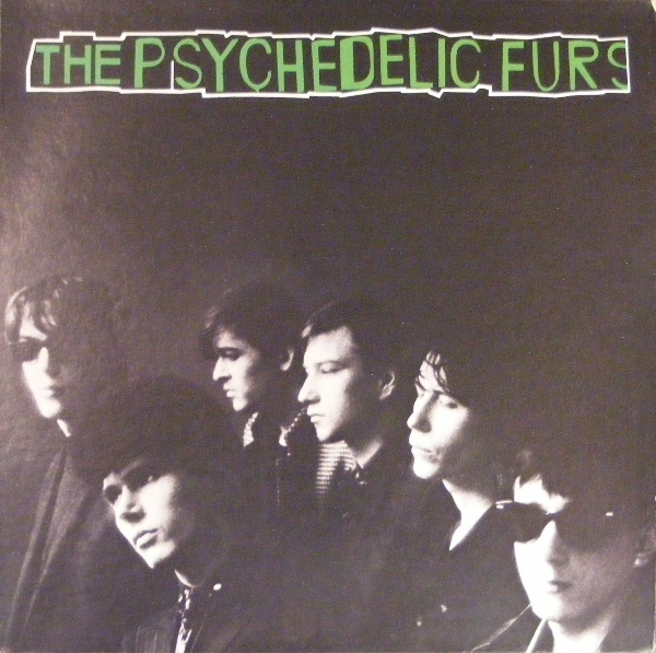 The Psychedelic Furs The Psychedelic Furs Cover Art