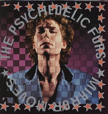 The Psychedelic Furs Mirror Moves cover art