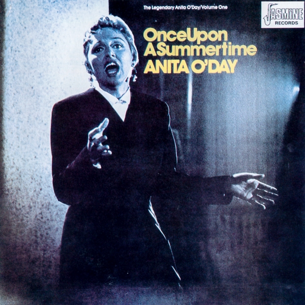 Anita O'Day Once Upon a Summertime Cover Art