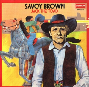Savoy Brown Jack the Toad Cover Art