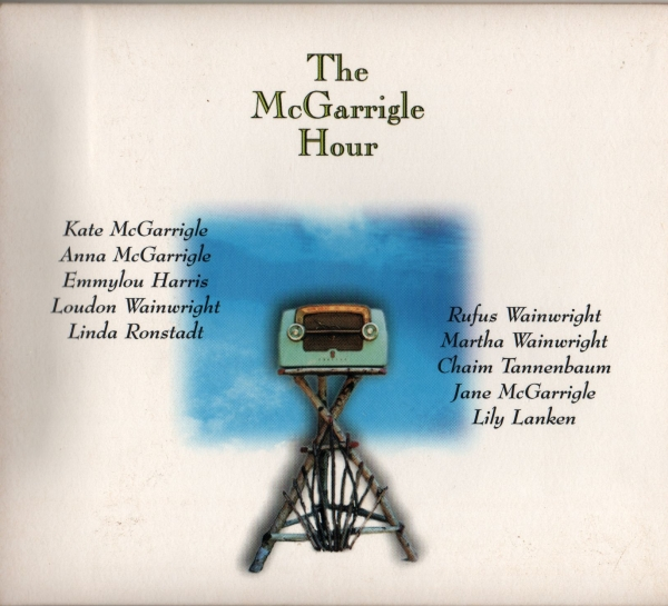 Kate & Anna McGarrigle The McGarrigle Hour cover art