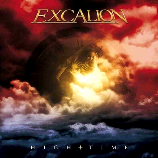 Excalion High Time cover art