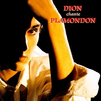Céline Dion Dion chante Plamondon cover art