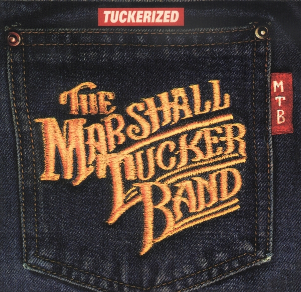 The Marshall Tucker Band Tuckerized cover art