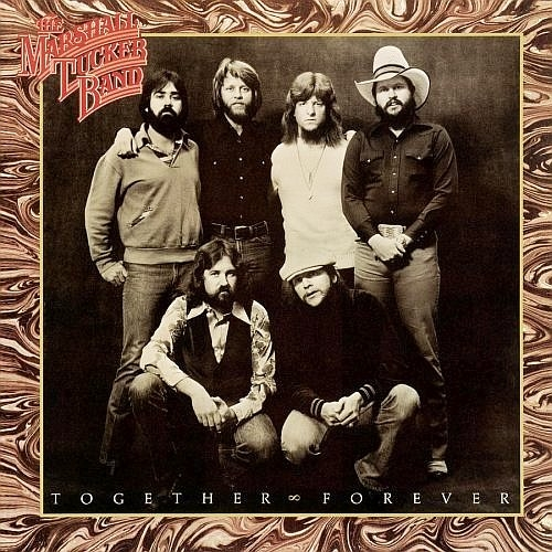 The Marshall Tucker Band Together Forever cover art