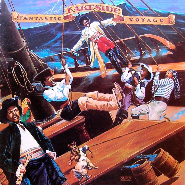 Lakeside Fantastic Voyage Cover Art