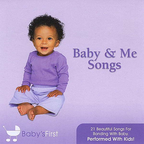 Baby's First Baby & Me Songs cover art