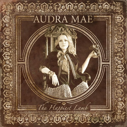Audra Mae The Happiest Lamb cover art