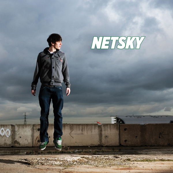 Netsky Netsky cover art