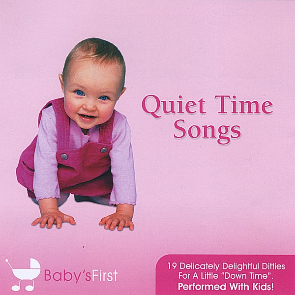 Baby's First Quiet Time Songs Cover Art
