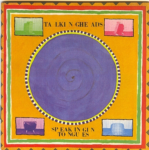 Talking Heads Speaking in Tongues cover art