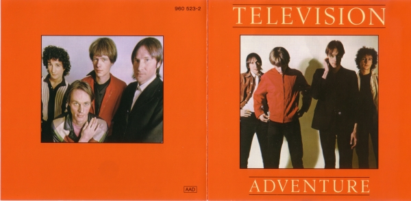 Television Adventure Cover Art