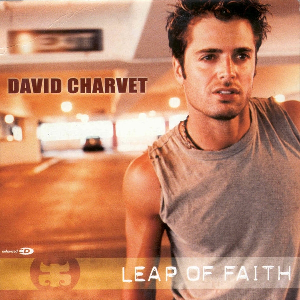 David Charvet Leap of Faith Cover Art