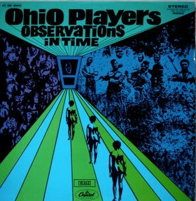 Ohio Players Oberservations in Time Cover Art