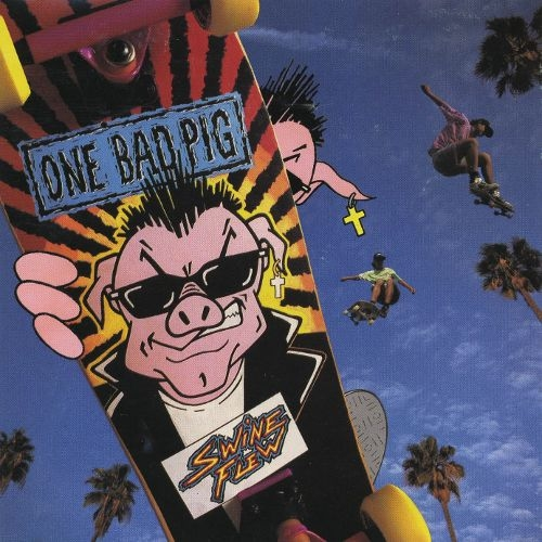 One Bad Pig Swine Flew cover art
