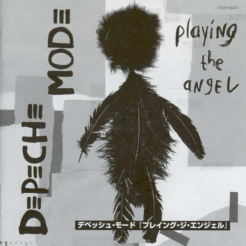 Depeche Mode Playing the Angel cover art