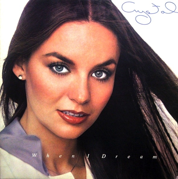 Crystal Gayle When I Dream Cover Art