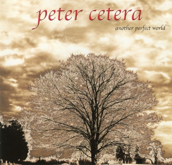 Peter Cetera Another Perfect World Cover Art