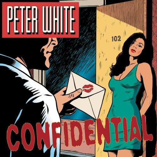Peter White Confidential cover art