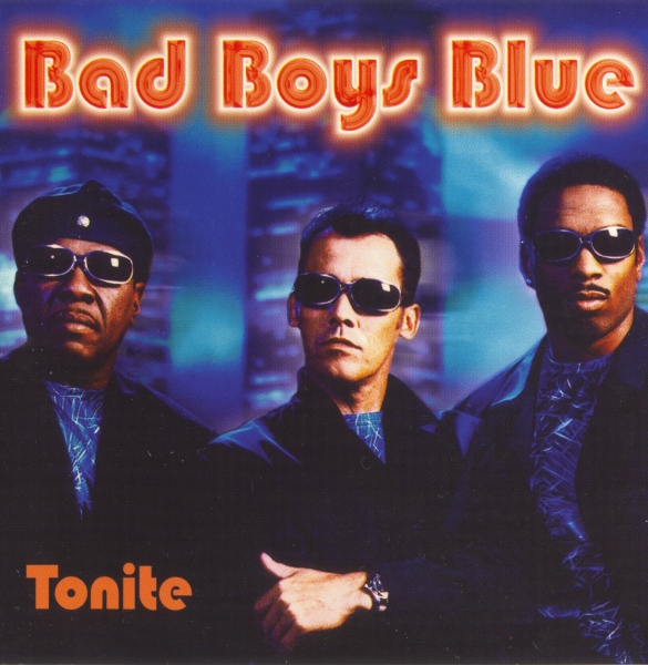 Bad Boys Blue Tonite cover art