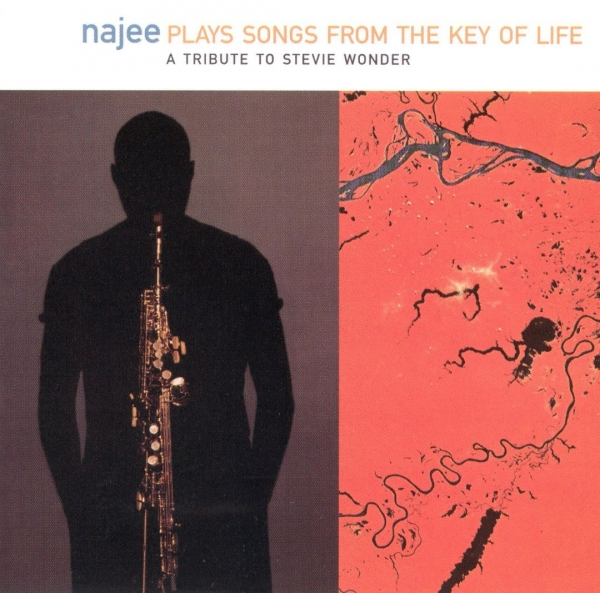 Najee Najee Plays Songs From The Key of Life Cover Art
