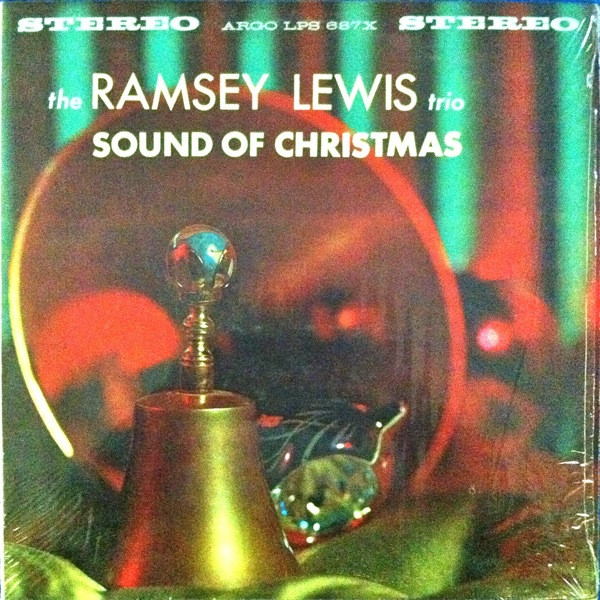 The Ramsey Lewis Trio Sound of Christmas Cover Art