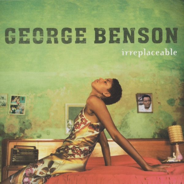 George Benson Irreplaceable cover art