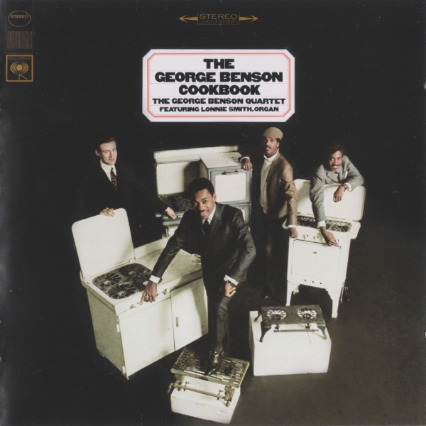 George Benson The George Benson Cookbook cover art
