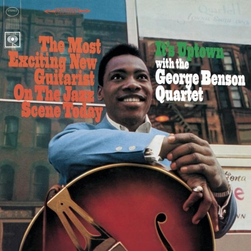 George Benson It's Uptown Cover Art