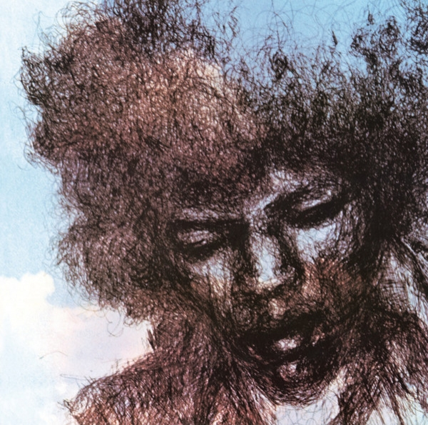 Jimi Hendrix The Cry of Love cover art