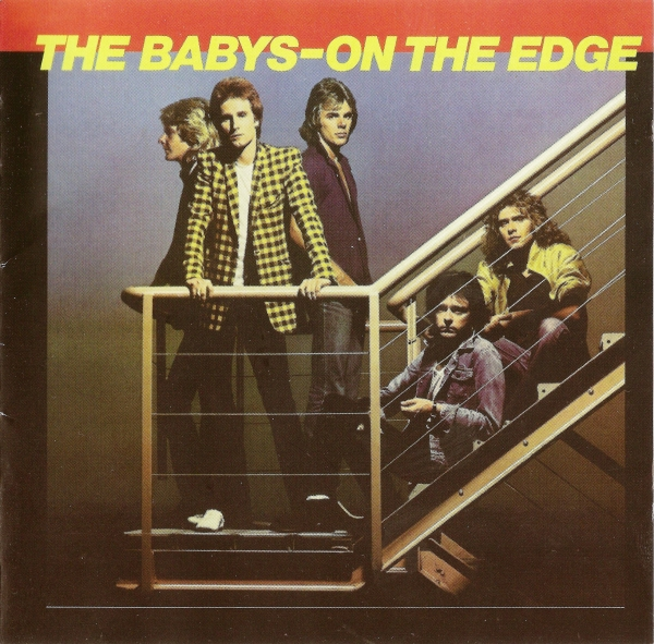 The Babys On the Edge cover art