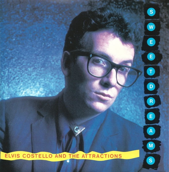 Elvis Costello and The Attractions Sweet Dreams Cover Art