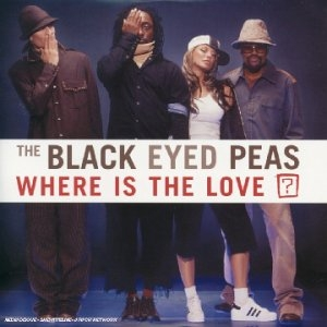 The Black Eyed Peas Where Is the Love? cover art