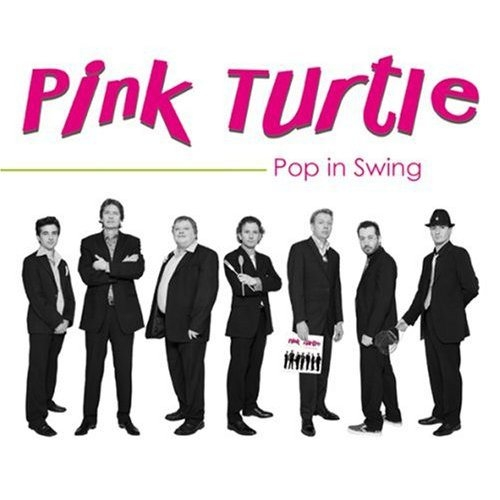 Pink Turtle Pop in Swing cover art