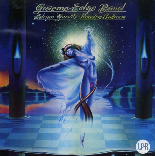 The Graeme Edge Band Paradise Ballroom cover art
