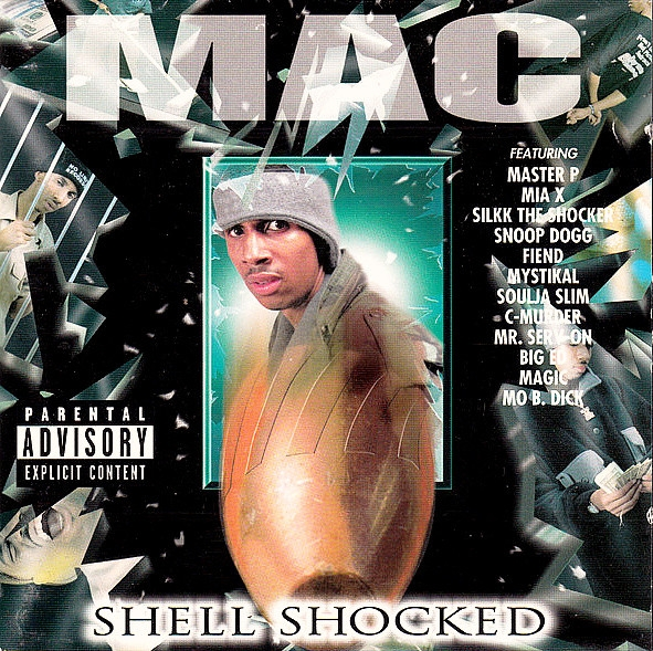 Mac Shell Shocked cover art