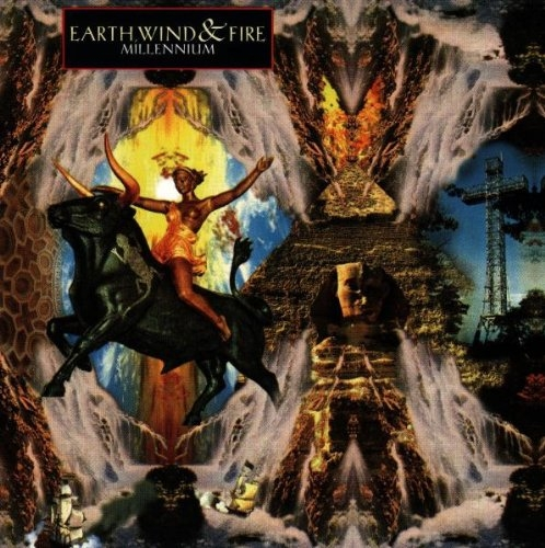 Earth, Wind & Fire Millennium cover art