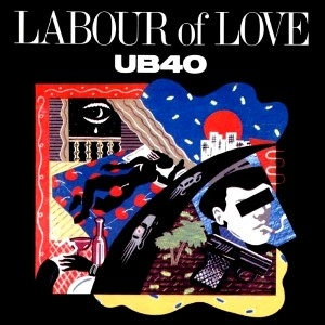 UB40 Labour of Love cover art