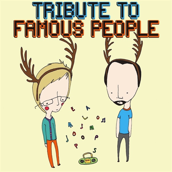 Pomplamoose Tribute to Famous People Cover Art