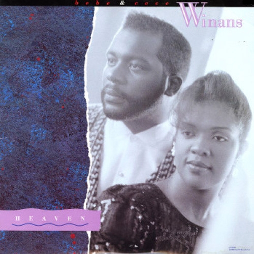 BeBe & CeCe Winans Heaven cover art