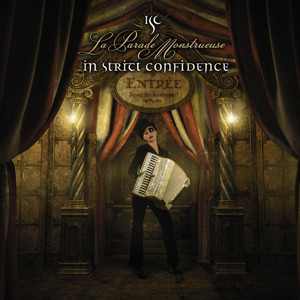 In Strict Confidence La Parade monstrueuse cover art