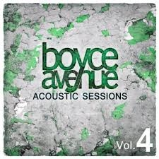 Boyce Avenue Acoustic Sessions, Volume 4 Cover Art