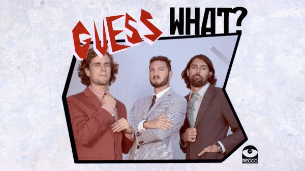 Radio Radio Guess What? Cover Art