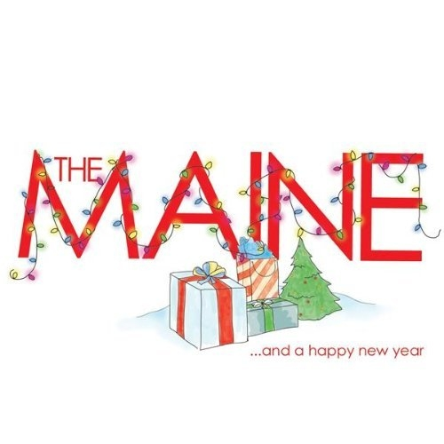 The Maine ...And a Happy New Year cover art