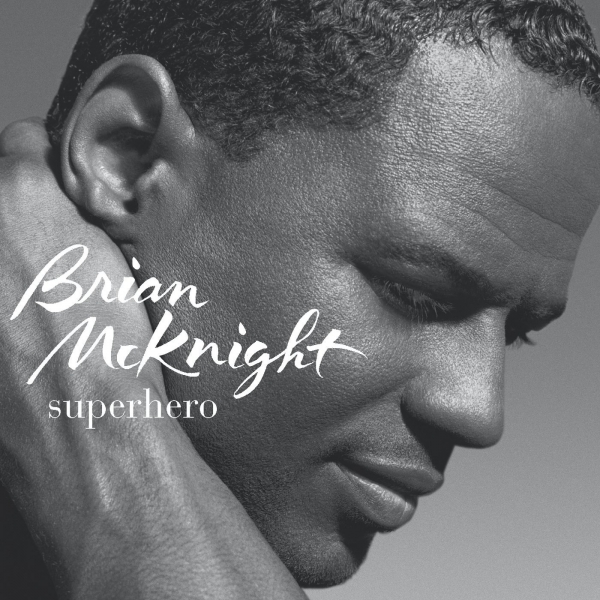 Brian McKnight Superhero Cover Art