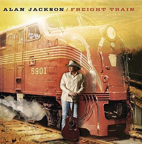 Alan Jackson Freight Train cover art