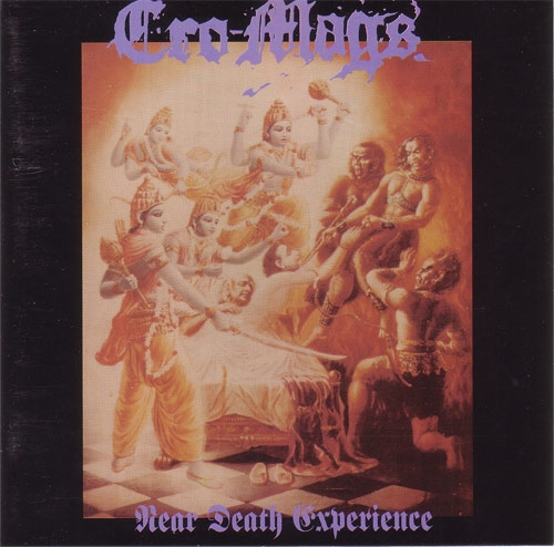 Cro‐Mags Near Death Experience cover art