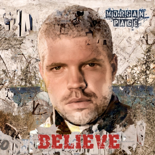 Morgan Page Believe Cover Art